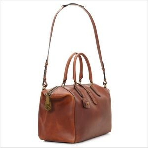 Kate Spade Westward Leather Satchel
